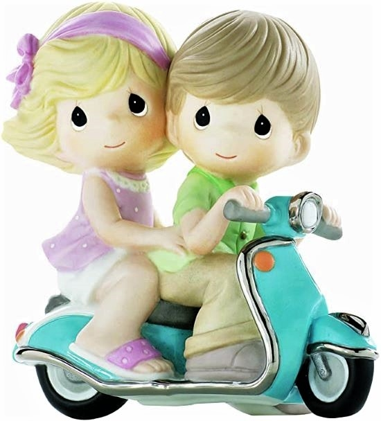 It's 'Wheelie' Fun When I'm With You