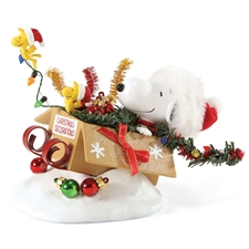 Snoopy's - One Bird Open Sleigh