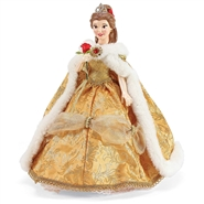 Beauty and The Beast Belle Tree Topper