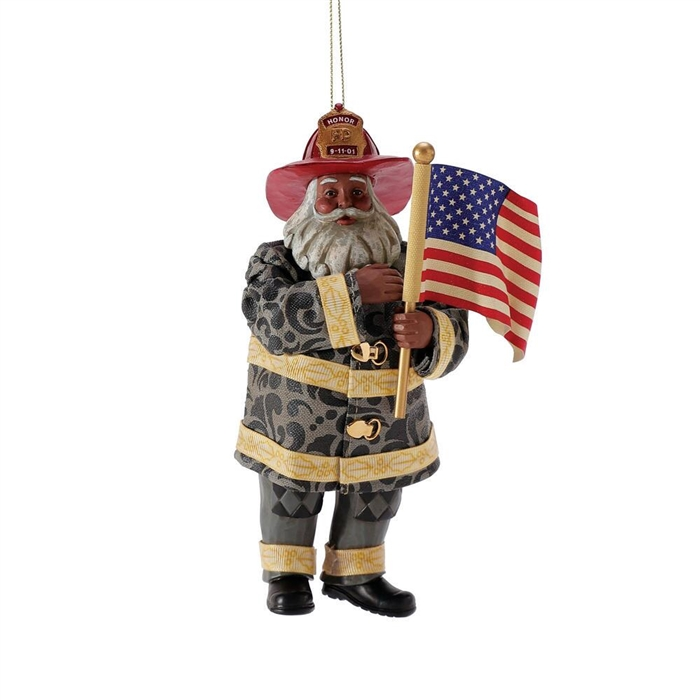 Tribute to 9/11 AA Ornament