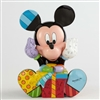 Mickey Mouse With Birthday Gift