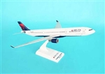 SkyMarks Airplane Model - Delta A330-300 1/200 New Livery