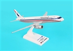 SkyMarks Airplane Model - United Airlines A320 1/150 Friendship