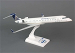 SkyMarks Airplane Model - United Express CRJ700 1/100 Skywest