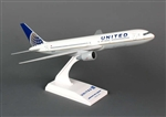SkyMarks Airplane Model - United Airlines 767-300 1/200 New Livery
