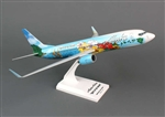 SkyMarks Airplane Model - Alaska Airlines B737-800 1/130 Spirit Of Islands
