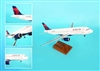SkyMarks Airplane Model - Delta Airlines A320-200 1/100 New Livery