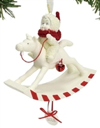 Peppermint Pony - Dated 2018 - Ornament