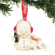 Share A Coke Ornament