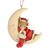 Moonlit Nap - Ornament
