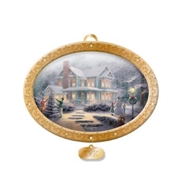 Victorian Family Christmas Ornament