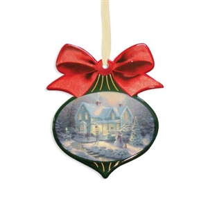 Blessings Of Christmas Ornament