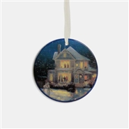 Holiday Cheer Ornament