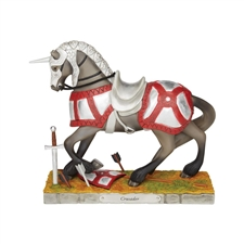 Trail of Painted Ponies - Crusader Figurine