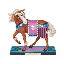 Trail of Painted Ponies - Thunderbird Figurine