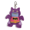 DC Comic Pink And Purple Ice Bat Bat Woman