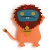 Babo As Cowardly Lion