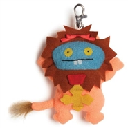 Babo As Cowardly Lion Clip On