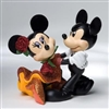 Mickey Mouse And Minnie - Tango