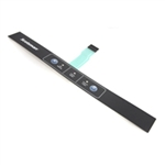Membrane Switch Overlay 11-0574-01