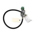 Alfresco Regulator w/Hose 220-0300
