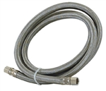 Stainless Icemaker Supply Line 48388