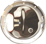 Chrome Steel Rear End Differential Cover GM 1/2 Ton