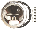 Chrome Steel Rear End Differential Cover GM 1/2 ton KIT