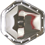 Chrome Steel Rear End Differential Cover GM 14 Bolt