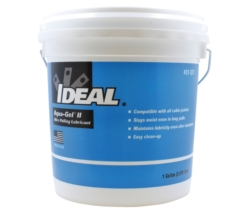 Ideal 31-375 5 gal Pail of Aqua Gel Pulling Lube