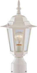 Boston Harbor AL8044-WH Post Light Fixtures