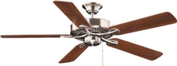Boston Harbor YG314-ES-EN-BN Single Mount Ceiling Fan