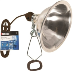 Coleman 151 Clamp Light