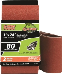 Gator 3156 Resin Bond Power Sanding Belt