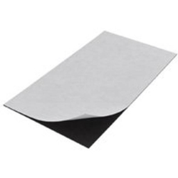 Master Magnetics 07014 Flexible Magnetic Sheet With Adhesive Liner