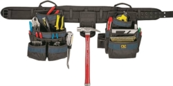 CLC 2605 4-Piece Framers Tool Bag