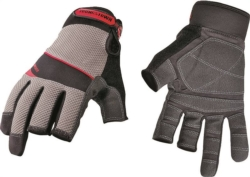 Youngstown Carpenter Plus 03-3110-80-L Work Gloves
