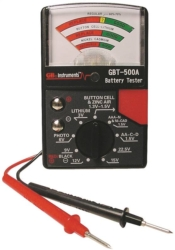 Gardner Bender GBT-500A Full Function Battery Tester