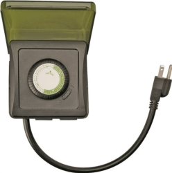 Woods 50012 Outdoor Mechanical Timer