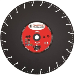 Diamond Products 21571 Rescue Circular Saw Blade