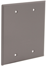 Hubbell 5175-5 Blank Weatherproof Cover