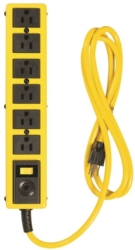 Coleman 5139 Power Outlet Strip