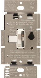 Lutron TGCL-153PH-WH Preset Toggle Dimmer