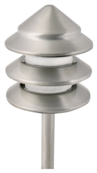 Coleman 95878 Low Voltage 3-Tier Holton Path Light