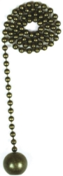Jandorf 60311 Ceiling Fan Pull Chain