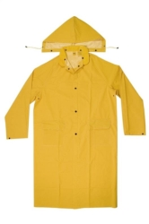 Climate Gear R105L 2-Piece Heavyweight Rain Trench Protective Coat