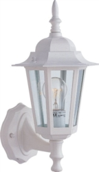 Boston Harbor AL8041-WH3L Lantern Exterior Porch Light Fixture