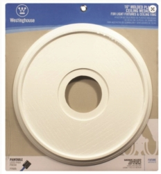 Westinghouse Lighting 7703500 Ceiling Medallions