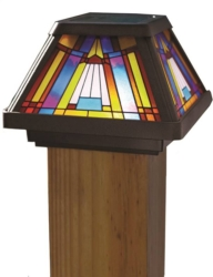 Coleman Cable 91241 Inglenook Outdoor Solar Lights