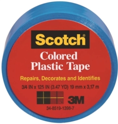 Scotch 190BL Plastic Tape